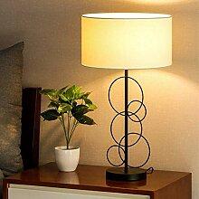 NZDY Support de Lampe de Table Lampe de Chevet de