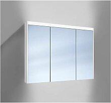 O-Line Armoire de toilette LED 012 100/3/LED, 3