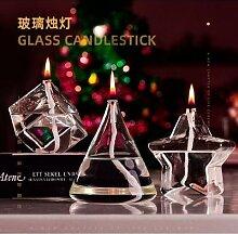 O.RoseLif – chandelier en verre fait à la main,