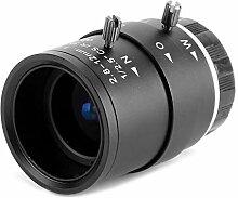 Objectif à iris manuel, objectif de caméra HD