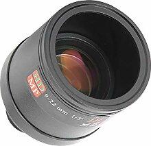 Objectif manuel, objectif de caméra Pixels HD à