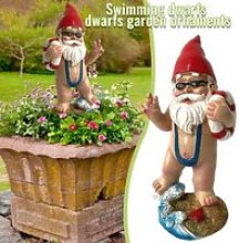 Objet Decoratif Creative Jardin Extérieur Mignon