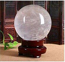 Objets de décoration Verre en cristal blanc