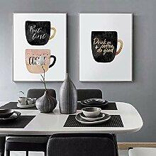 OCRTN mais Premier café Cuisine décor café