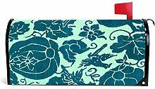 Odeletqweenry Couverture de boîte aux lettres en