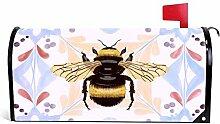 Odeletqweenry Couverture de boîte aux lettres -
