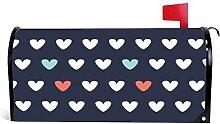 Odeletqweenry Couverture de boîte aux lettres