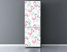 Oedim Vinyle pour réfrigérateur Flamencos 200 x