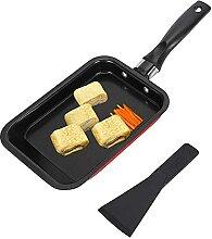 Oeuf Omelette Pan Antiadhésif Mini Cuisson Poêle