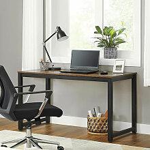 Office24 - Bureau style industriel 120x60 métal
