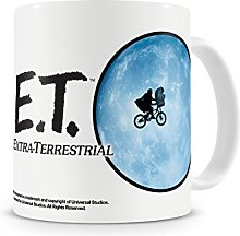 Officiellement Sous Licence Bike In The Moon Tasse