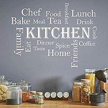 Offre Cuisine Stickers Muraux Décoration De La