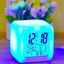 OFFRE SPÉCIALE ALARME NUMÉRIQUE Led Horloge