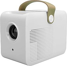 OHHG Projecteur Portable, LCD 480 X 360 400:1 HD