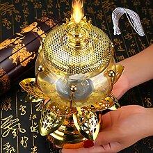 OHKKSD Lampes à Huile Vintage, 1 Lanterne au