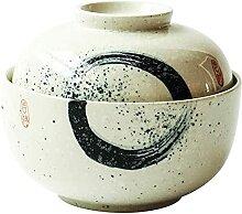 okuya Bol de ramen en céramique de style japonais