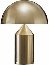 OLUCE lampe de table ATOLLO GRAND (Extérieur or,