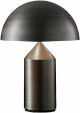 OLUCE lampe de table ATOLLO MOYENNE (Bronze -