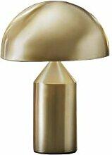 OLUCE lampe de table ATOLLO PETITE (Extérieur or,