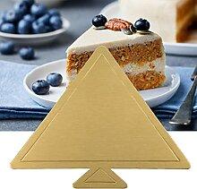 Omabeta Carton de gâteau 50 pièces en Carton
