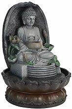 Omabeta Décoration de Bouddha Fontaine de Table