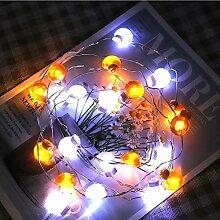 Omabeta Décoration Guirlande Lumineuse 30 pièces