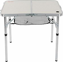 Omabeta Table de camping pliante portable légère