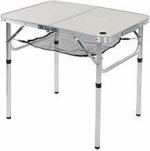 Omabeta Table de Plage Barbecue Table Portable