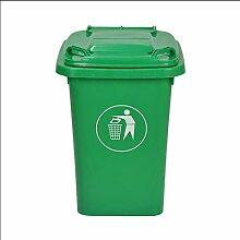 OMING Bacs à ordures Poubelle extérieure