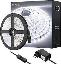 Onforu 5M Ruban LED, Bandeau Flexible 12V, 2835