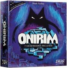 Onirim - jeux famille
