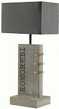 Onli Komorebi Lampe de table en bois avec