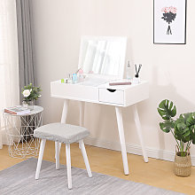 Oobest - Coiffeuse Table de Maquillage
