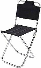 OPIBA Chaises de pêche Chaise de Camping Support