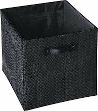Ordinett 6560006094 Boîte de Rangement Cube