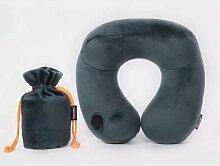 Oreiller cervical portable créatif oreiller