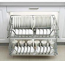 Organisateur d'armoire à tiroir coulissant -
