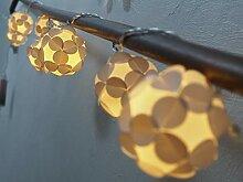 Origami - Guirlande lumineuse décorative 2m80, 15