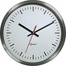 Orium 11567 Horloge INOX Gare Ø 25 cm