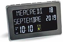Orium Horloge Calendrier Référence, 32 cm