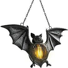 ORNAAA Halloween Pendentif Lumière LED Résine