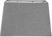 Ostaria Abat-jour rectangulaire Gris