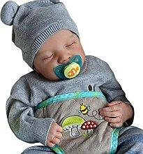 Osuner Reborn Dolls, 19 Pouces Simulation Baby