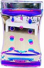 OTentW Liquid Motion Bubbler minuterie Liquide