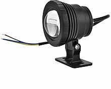 Oubit Projecteur LED d'aquarium 12V 5W RGB