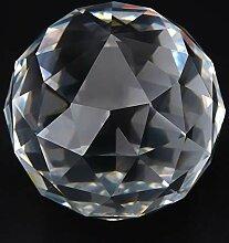 Oumefar Boule de verre prisme 60/80 mm Boule de