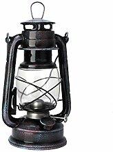 Oumefar Lampe à Huile Lanterne brûlante rétro
