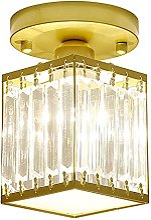 OURLOVEII Moderne Couloir Plafond Lampe Carré
