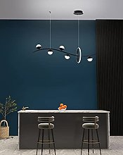 OURLOVEII Moderne LED Dimmable Pendentif Lampe 36W