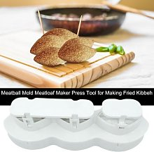 Outil de fabrication de boulettes de viande,